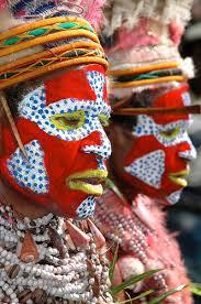 papua new guinea makeup mu facepaint face paint kryolan