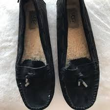 ugg s roni shoes black s ugg shoes flats loafers on poshmark