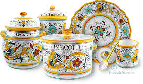 tuscan style canisters handcrafted tuscan canisters