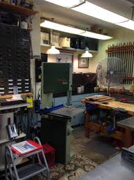 eric u0027s garage workshop the wood whisperer