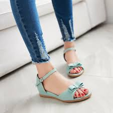 maternity shoes summer sandals girl big boy shoes child flat
