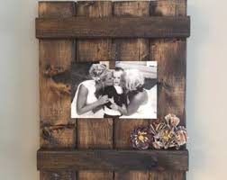wood frame wall decor wooden frame etsy