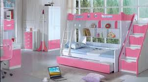 Pink And White Bunk Beds  Bunk Beds Design Home Gallery - Pink bunk bed