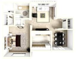 Townhome Floorplans by Wegoracing Com 89 Astonishing One Bedroom Floor Plans