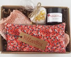 Postpartum Gift Basket Handmade Self Care Box