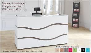bureau ikea verre et alu banque d accueil mobilier accueil meuble comptoir d accueil