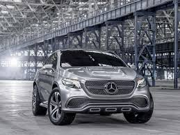 mercedes jeep gold benz concept coupe suv