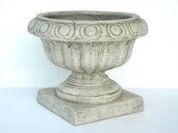 Classical Vases Pop Art Decoration Themes Garden U0026 Outdoor Vase Roman Off White
