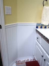 Beadboard For Bathroom Delightful Beadboard Bathroom Diylls And Ceiling Lowes Vanityll