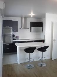 amenagement cuisine petit espace cuisine americaine dans petit espace idées décoration intérieure