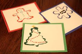 101 days of christmas cookie cutter painted gift tags life your way