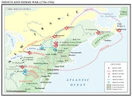 Philadelphia America Map by French And Indian War Maps Pinterest History Genealogy And
