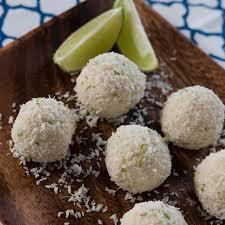 coconut lime truffles recipe tastemade