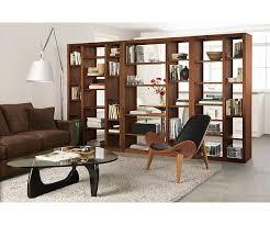 Bookcases As Room Dividers Elegant Open Bookshelf Room Divider 33 Freestanding Shelving
