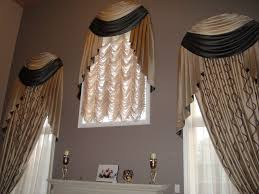 Family Room Window Treatments by Family Room Window Treatments Drapery Styles Elegantdrapery Ca