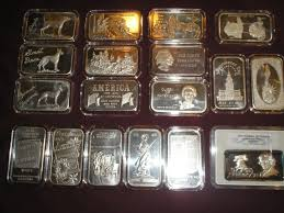thanksgiving 1993 70 u0027s silver art bars gold is money the premier gold and silver