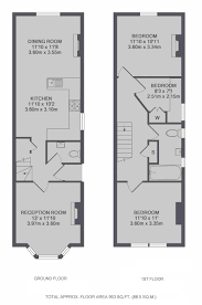 Balmoral Floor Plan House For Sale In Balmoral Road Kingston Upon Thames Kt1 Dexters