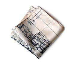 blueprint pocket square cass tech detroit u2013 cyberoptix tielab