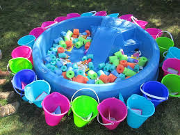 diy backyard water party ideas outdoor games u awesome project