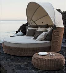 Outdoor Wicker Daybed Outdoor Wicker Daybed Contemporary Patio Chicago