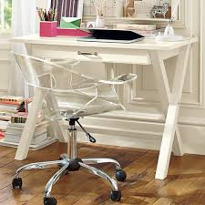 Pottery Barn Writing Desk by X Frame Desk Pbteen
