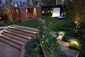 Backyard Landscape Lighting Ideas - backyard lighting ideas savwi com