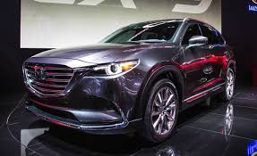 mazda car range 2016 2016 mazda cx 9 official photos and info u2013 news u2013 car and driver