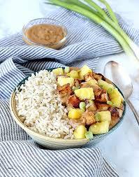 cuisiner vegan cuisine comment cuisiner le tofu nature unique peanut butter