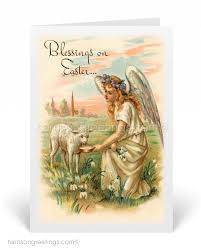 easter greeting cards religious vintage easter greeting cards 10576 harrison
