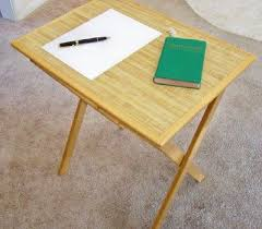 Folding Tv Tray Table Make Some Nice Tv Trays 16 Steps With Pictures