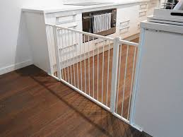 superior heating u0026 fabrication fully adjustable stair gates and