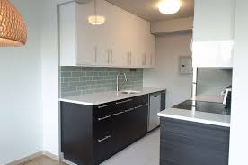 black kitchen cabinets small kitchen contemporary kitchen small space design ideas with black modern