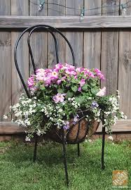 1038 best chair planters images on pinterest chair planter