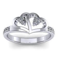 inel logodna aur alb inel logodna diamant din aur alb a l185 ro 2 20 a di