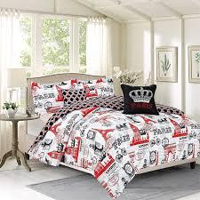 Eiffel Tower Comforter Comforter Sets Comforters U0026 Sets Bedding