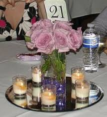 mirror centerpieces decorations pin party decorations rentals