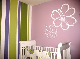 living painting ideas for baby room sweet wall decorate