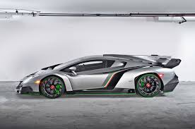 Taking Delivery Of The Lamborghini Veneno Ultra Hypercar Motor Trend