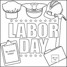 banner coloring pages labor day coloring pages best coloring pages for kids