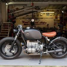 bmw bobber build bmw bobbers