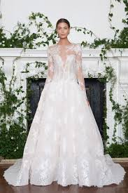 lhuillier bridal lhuillier bridal fall 2018 fashion style mag