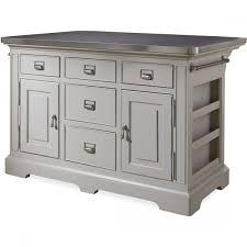 paula deen kitchen island deen home dogwood the kitchen island in grey