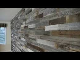 weathered wood wall reclaimed weathered wood interior wall