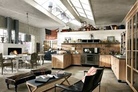 open kitchen living room design imbundle co open kitchen design ideas using contemporary interior and furniture style with wooden cabinet concreteopen living room
