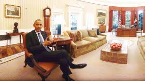 white house tours obama as obama leaves he leads tour of the people s white house in new 36