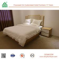 white ash bedroom furniture china factory supply white ash wood bedroom furniture set for 5