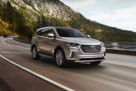 hyundai santa fe price 2018 hyundai santa fe pricing for sale edmunds