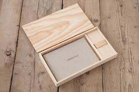 wedding album box book wooden usb box loxley colour sales packet