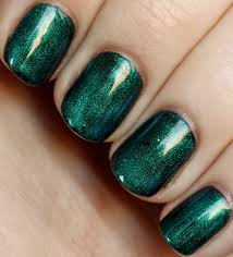 my st paddy u0027s day emerald green cnd shellac attack all lacquered up