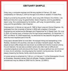 exles of funeral programs obituary exles for the best of 2018